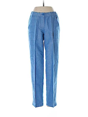 J. Crew Linen Pants Size 00