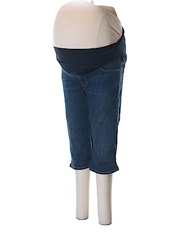 A Pea in the Pod Denim Shorts 29 Waist (Maternity)