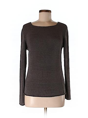 Eileen Fisher Silk Pullover Sweater Size M