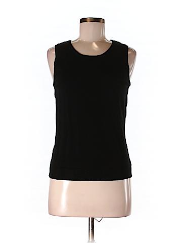 August Silk Sweater Vest Size M