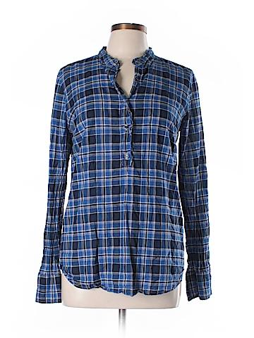 J. Crew Long Sleeve Blouse Size 10