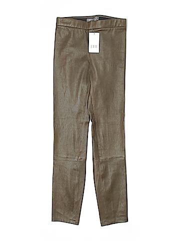 Vince. Leather Pants Size XXS