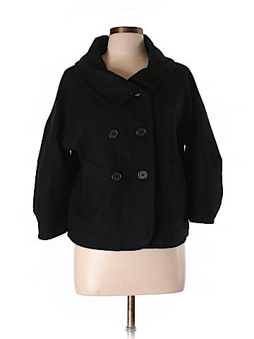 Tex by MaxAzria Wool Coat Size L