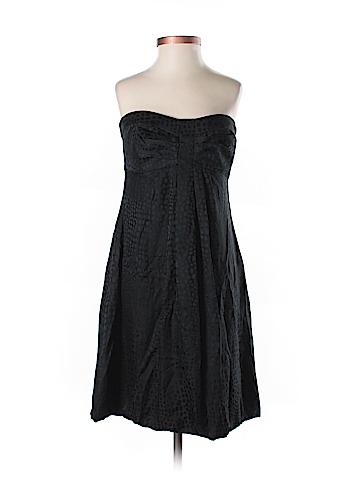 Long black dress size 0 capsules