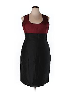 Spiegel Silk Dress Size 18 (Plus)