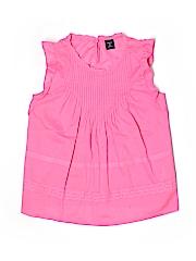 Gap Kids Short Sleeve Blouse Size 8