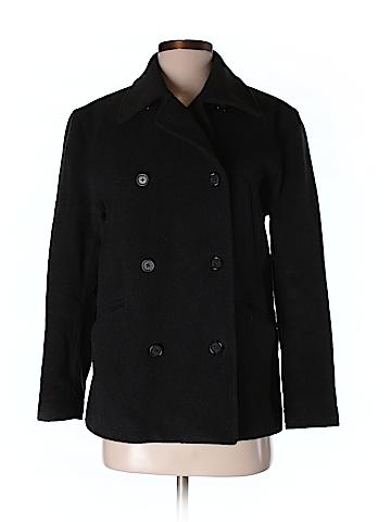 J. Crew Wool Coat Size XS
