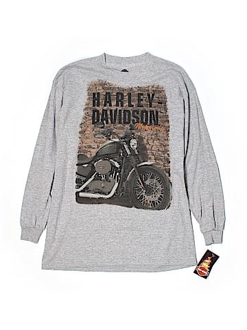 Harley Davidson Active T-Shirt Size X-Large (Kids)