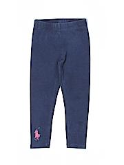 Polo by Ralph Lauren  Girls Leggings Size 3T