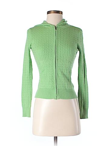 Sweet Romeo Silk Cardigan Size S