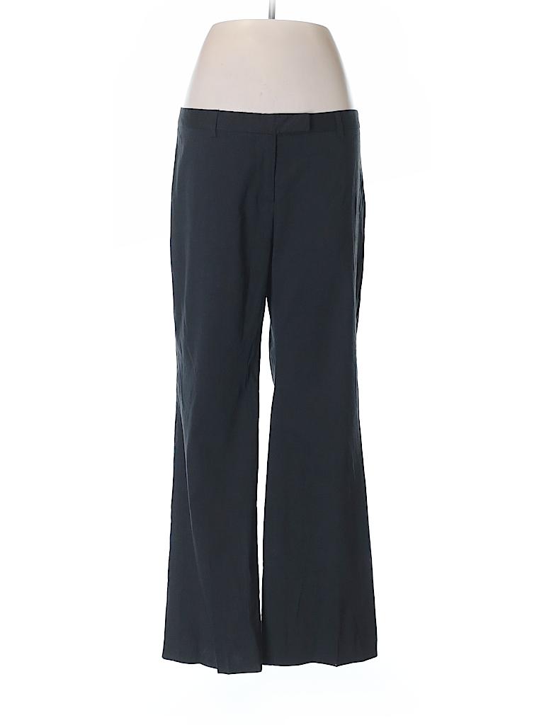 Theory Women Linen Pants Size 12