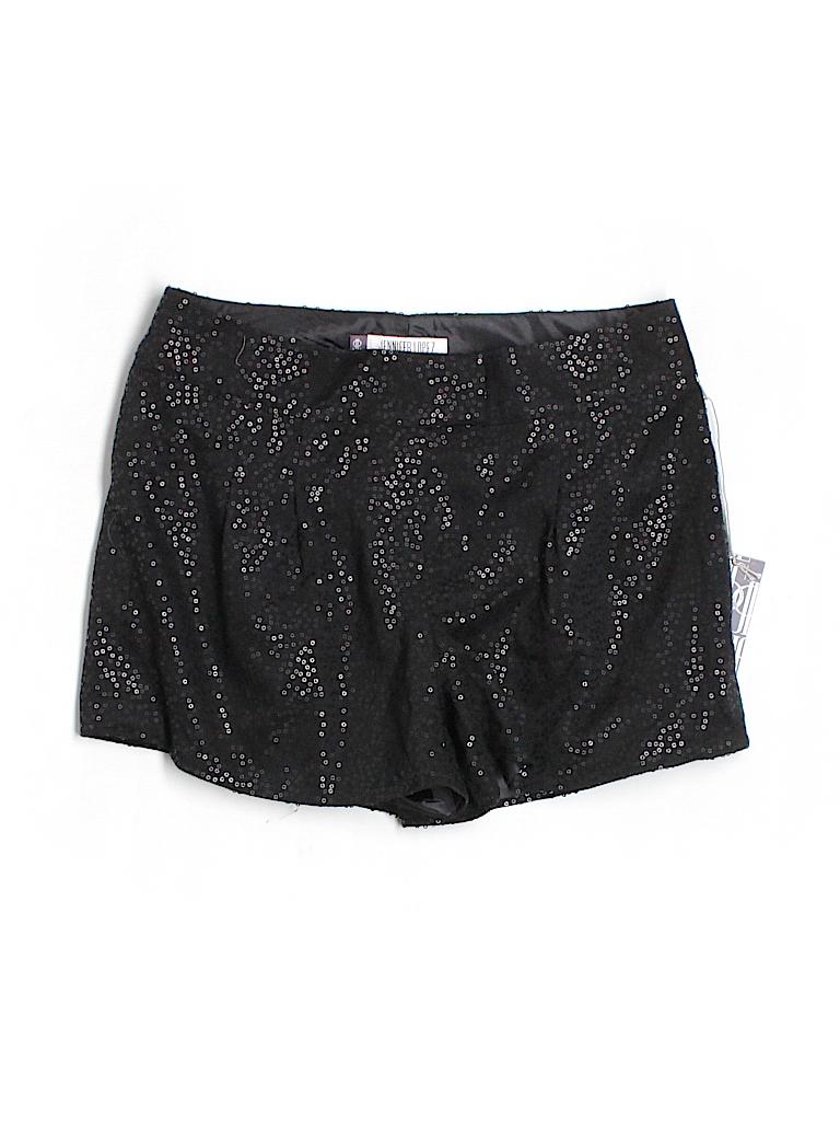 Jennifer Lopez  Women Dressy Shorts Size 2