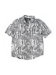 Shaun White Short Sleeve Button-Down Shirt Size 6-7