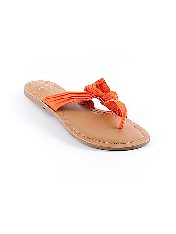 Jessica Simpson Flip Flops Size 9 1/2