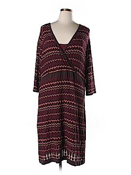 Lane Bryant Casual Dress Size 26/28 (Plus)