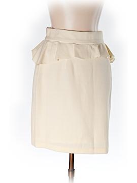 Aaron Ashe Silk Skirt Size L