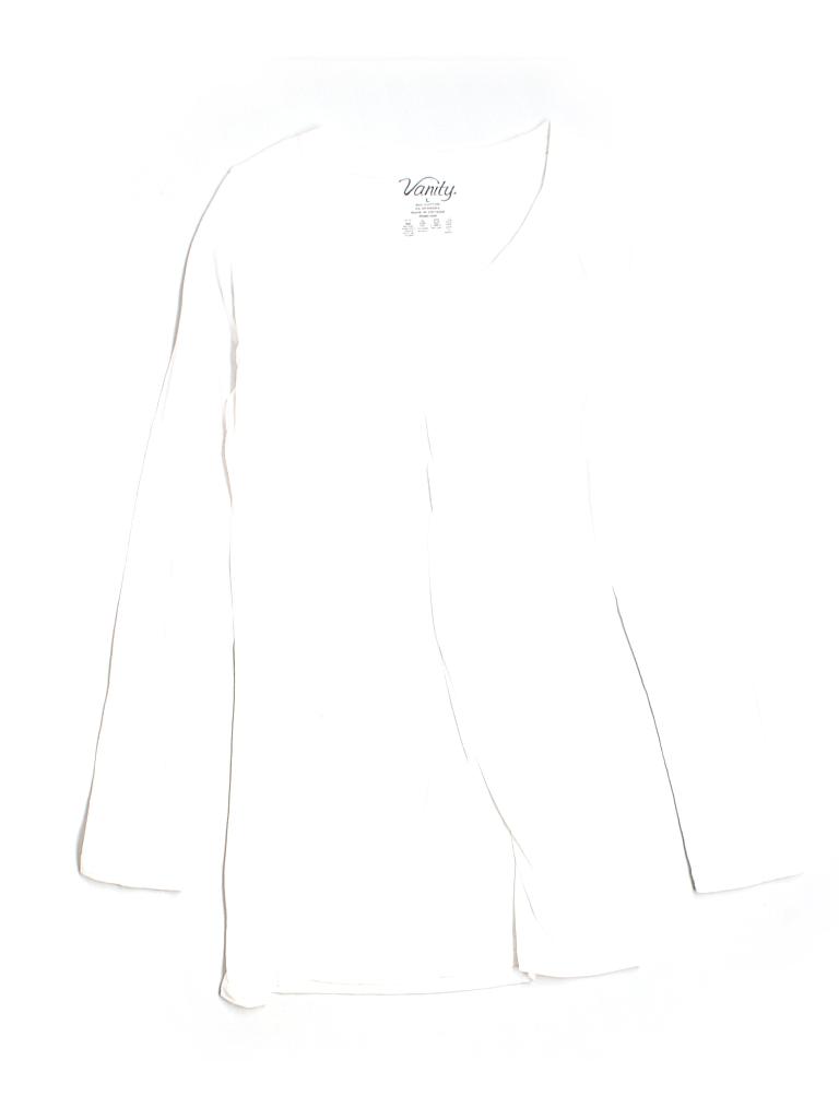 Vanity Women Long Sleeve Tunic Size L