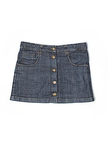 Polarn O. Pyret Denim Skirt Size 9-10