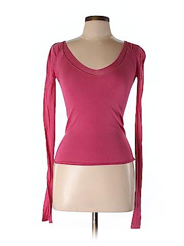 Armani Exchange Women Long Sleeve T-Shirt Size L