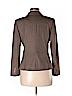 Petite Sophisticate Women Wool Blazer Size 6