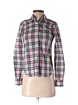 Steven Alan Long Sleeve Button-Down Shirt Size XS