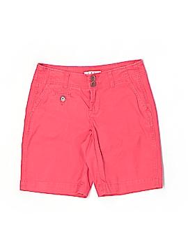 CAbi Khaki Shorts Size 0