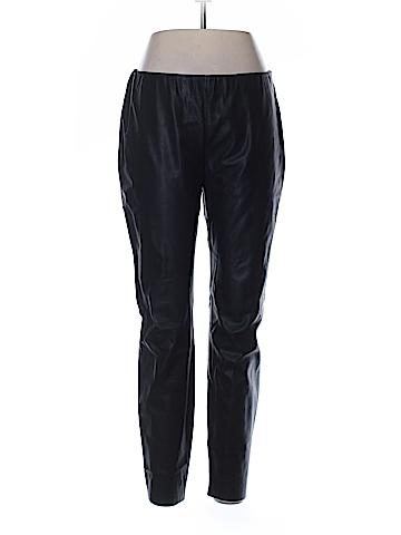 Zara Faux Leather Pants Size XL