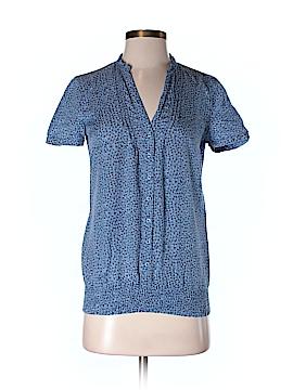 Esprit Short Sleeve Button-Down Shirt Size XS