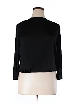 Yves Saint Laurent Rive Gauche Long Sleeve Blouse Size L
