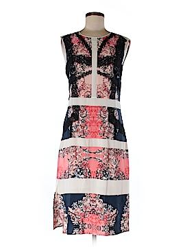 BCBGMAXAZRIA Runway Silk Dress Size M