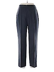 Albert Nipon Women Wool Pants Size 10