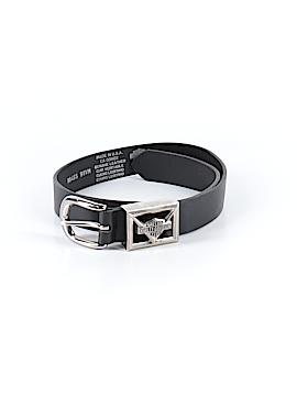 Harley Davidson Leather Belt Size S