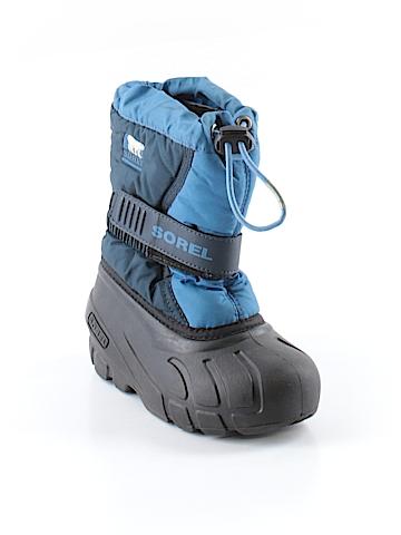 Sorel Rain Boots Size 10
