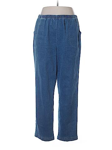 Croft & Barrow  Jeans Size 2X (Plus)