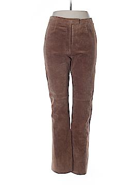 Bernardo Leather Pants Size 14