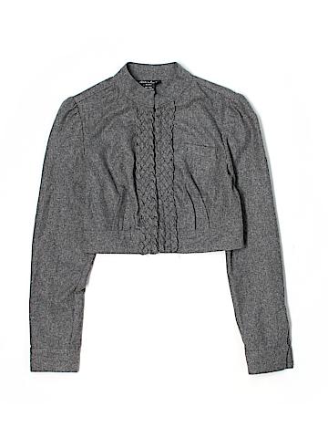 Odds 'n Evens Wool Coat Size 5