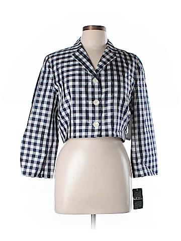 Lauren by Ralph Lauren Silk Blazer Size 12