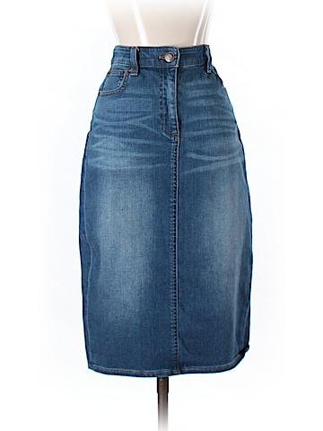 J. Crew Denim Skirt 26 Waist