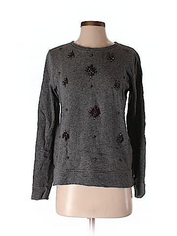 Ann Taylor LOFT Women Sweatshirt Size S