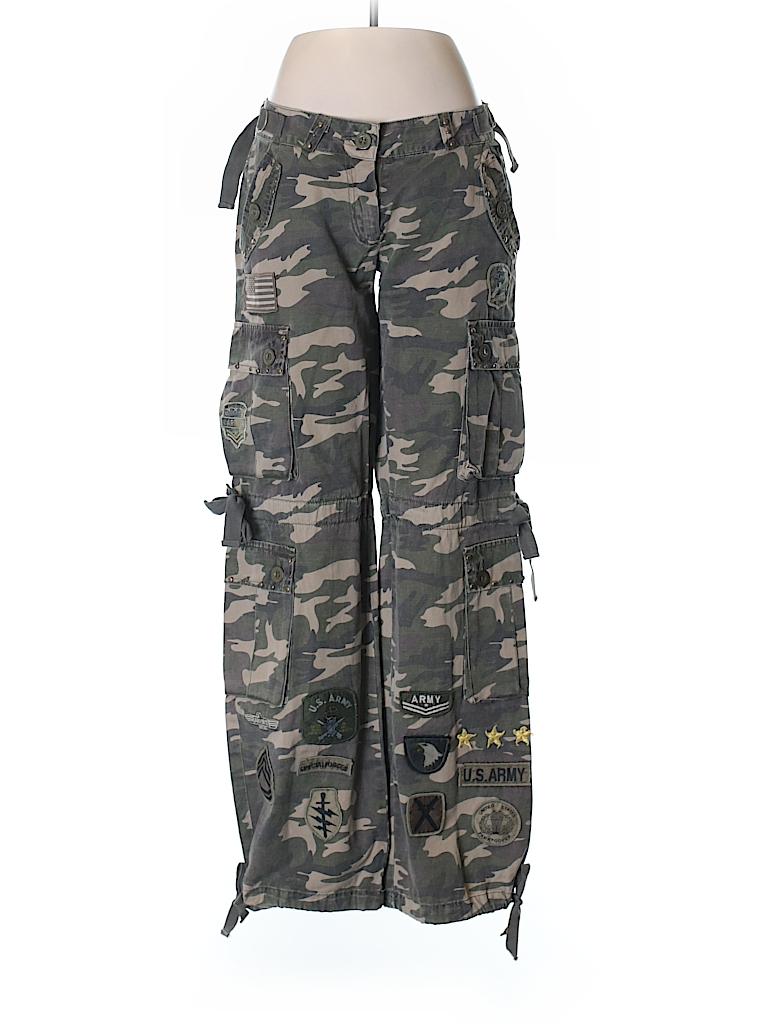 Tell Women Cargo Pants Size M