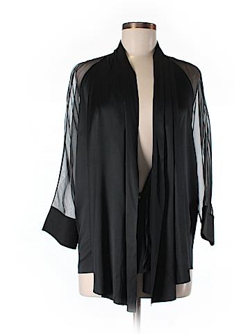 Gianfranco Ferre Silk Cardigan Size 42 (IT)