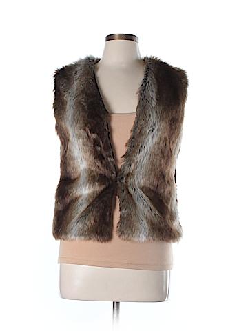 Unbranded Clothing  Faux Fur Vest Size L