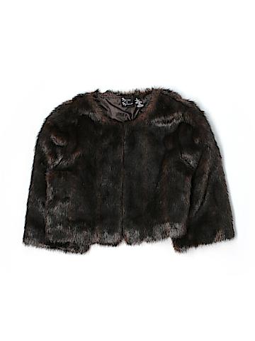 Mercer & Madison Faux Fur Jacket Size M