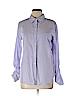 C&C California Women Long Sleeve Button-Down Shirt Size M