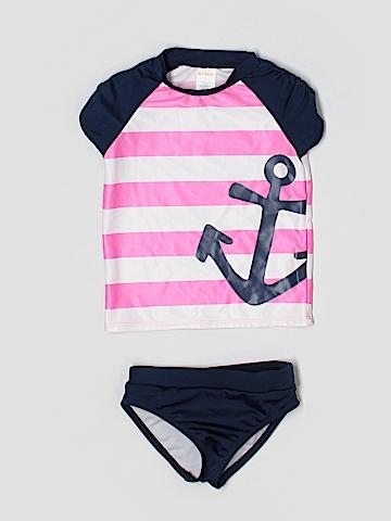 Gymboree Outlet Two Piece Swimsuit Size 4