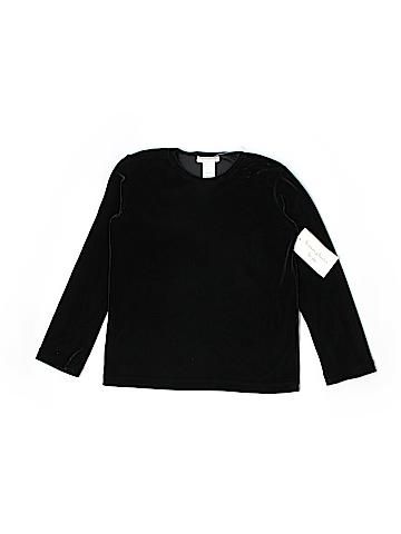 Frances Johnston Long Sleeve Blouse Size 14