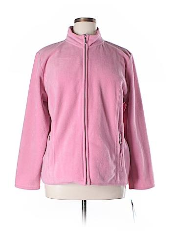 Karen Scott Sport Fleece Size XL