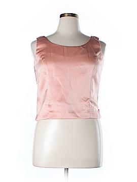 Jessica Howard Sleeveless Blouse Size 14 (Petite)