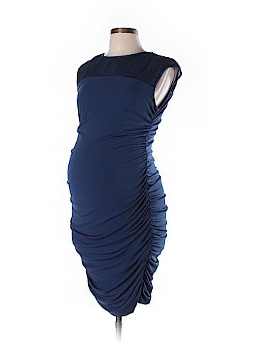 A Pea in the Pod Casual Dress Size L (Maternity)