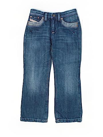 Diesel Jeans Size 4T